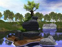Magic Tree 3D Screensaver