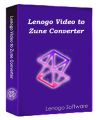 Lenogo Video to Zune Converter four
