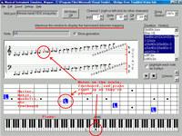 Musical Instrument Simulator/Note Mapper