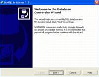 MySQL-to-Access