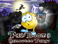 PacDoom III: Halloween Party