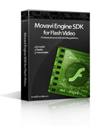 Movavi Engine SDK for Flash Video screenshot medium