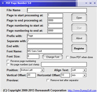 PDF Page Number
