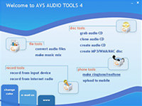 AVS Audio Tools windstorm