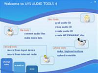AVS Audio Tools windstorm