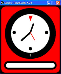 Simple TimeClock Network Edition