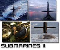Submarines II Screen Saver