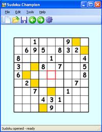 Sudoku Champion
