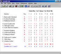 TotoCalculator 2 for Windows