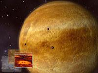 Venus 3D Screensaver