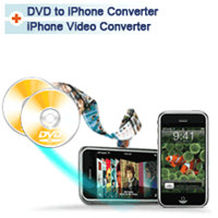 Xilisoft DVD to iPhone Suite for Mac