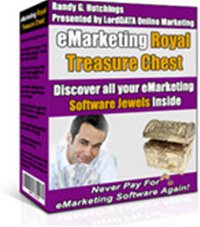 eMarketing Royal Treasure Chest screenshot medium