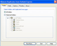 Remove Duplicates from Outlook Express