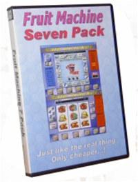 Arcade Fruit Machine 7 Pack