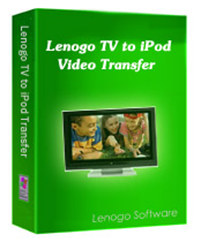 lenogo TV to iPod Transfer