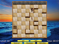 Theseus and the Minotaur (Mac)