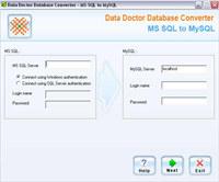 MSSQL to MySQL Migration Tool