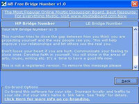 MB Bridge Number
