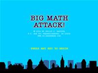 Big Math Attack screenshot medium