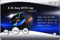 E.M. Easy DVD Copy