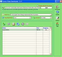 Yuvutu Video Downloader screenshot medium