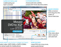 Movavi DVD to 3GP