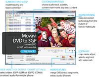 Movavi DVD to 3GP