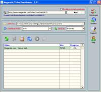 Megarotic Video Downloader screenshot medium
