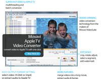 Movavi Apple TV Video Converter