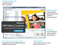 Movavi MP4 Video Converter