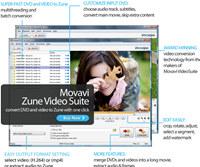 Movavi Zune Video Suite