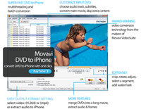 Movavi DVD to iPhone