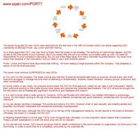 Porter s Seven Surprises Software