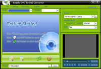Avaide DVD To AVI Converter