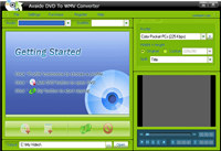 Avaide DVD To WMV Converter