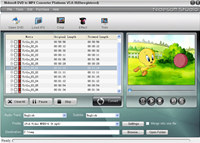 Nidesoft DVD to MP4 Converter Platinum