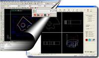 progeCAM 2010 IntelliCAD CNC Software screenshot medium