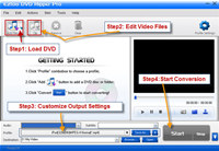 Eztoo DVD Ripper Pro screenshot medium