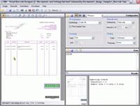 Visual Barcode Designer screenshot medium