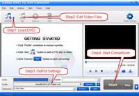 Eztoo DVD To AVI Converter screenshot medium