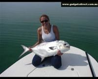 Fishing Girls Screen Saver