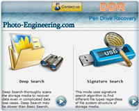 USB Thumb Drive Data Recovery