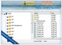 Digital Camera Photos Recovery Tool