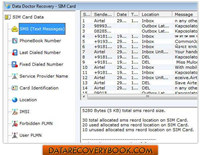 Corrupted SIM Card Recovery Software