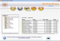 NTFS Partition Salvage Software