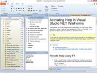 Help Generator for Visual Studio 2008