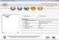 USB Thumb Drive Recovery screenshot medium