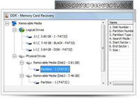 Memory Card Files Salvage Software