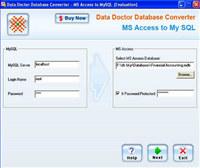 MS Access DB Conversion Software