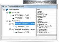 Sony Digital Camera Data Recovery